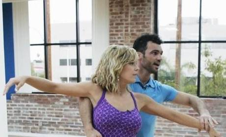 Dancing with the Stars Cast & Crew Miss Pamela Anderson ... Kate Gosselin, Not So Much