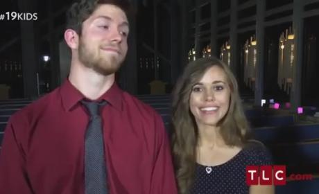 Jessa Duggar, Ben Seewald Engaged (19 Kids and Counting)