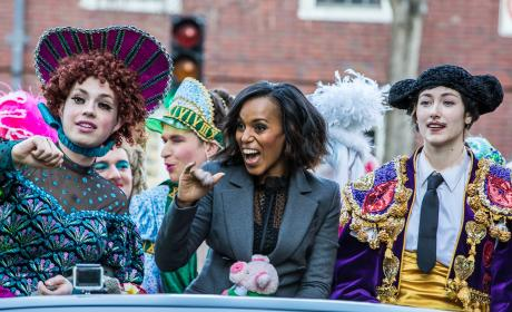 Kerry Washington Named Hasty Pudding Theatricals 'Woman of the Year'