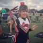 Sophia Abraham Bullying Cheerleading Photo