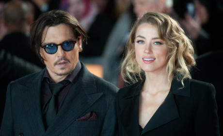Amber Heard Marries Johnny Depp!!!