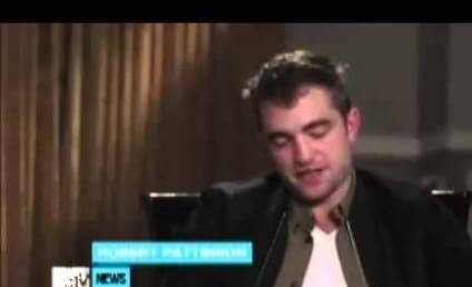Robert Pattinson Loves Jennifer Lawrence, Game of Thrones