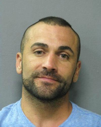 Willie Hantz Mug Shot