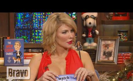 Brandi Glanville on Eddie Cibrian Sex, Endowment