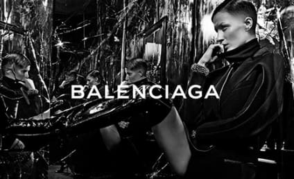 Gisele Bundchen for Balenciaga: Where's Her Hair?!?