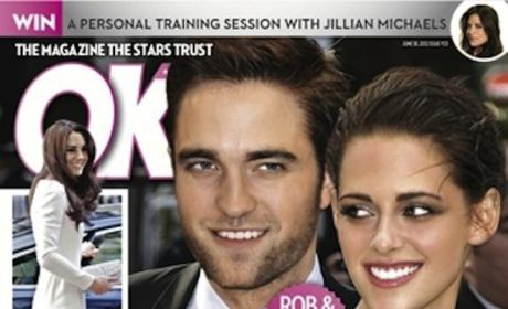 "Robert Pattinson and Kristen Stewart Prep for ""Wedding of the Year"""