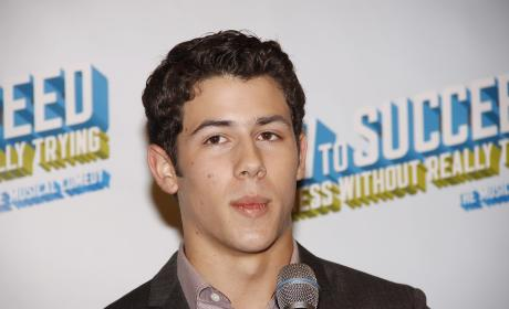 Nick Jonas Announcement