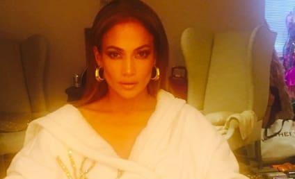 Jennifer Lopez: I'm (Probably) Voting for Hillary Clinton!