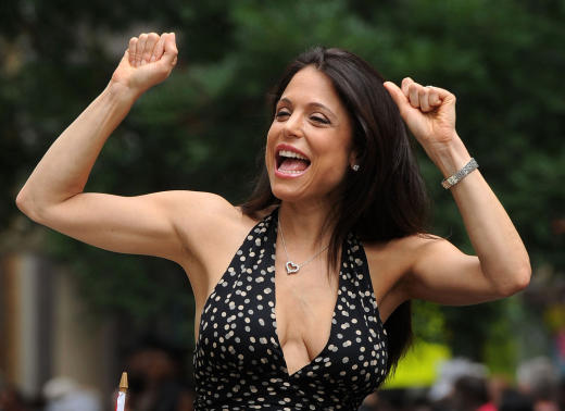 Bethenny Frankel Parade Photo