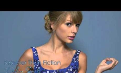 "Taylor Swift - ""Stranger Than Fiction"""