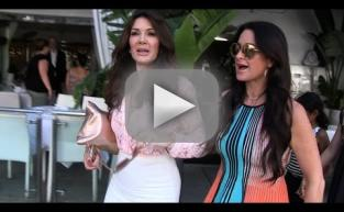 Lisa Vanderpump and Kyle Richards on Brandi Glanville: What a Crock of Poo!