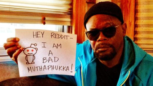 Samuel L. Jackson Reddit Photo
