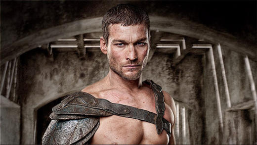 Andy Whitfield Picture