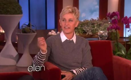 Kristen Bell Cries Tears of Joy, Excitement Over Sloth [Video]