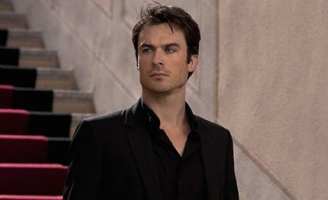 Ian Somerhalder Smolders in New Fragrance Campaign
