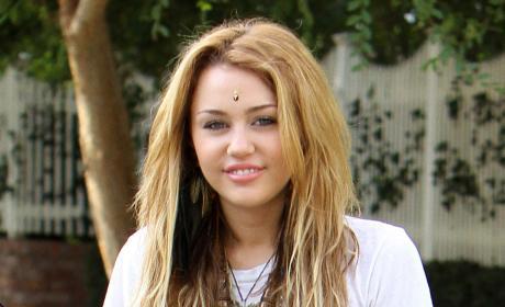 Weird Miley Fashion