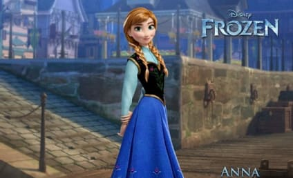 Frozen Character Images: Disney Phazers Set to Freeze