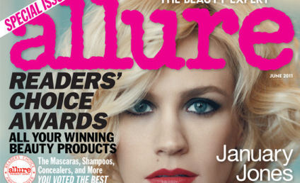 January Jones Dishes on Diet, Therapy, Love of Sharks