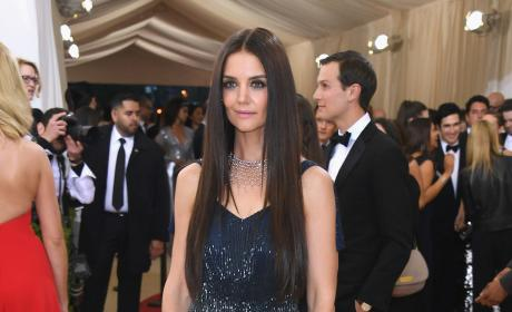 Katie Holmes: 2016 Costume Institute Gala