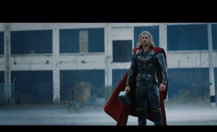 Thor: The Dark World Trailer Released, Epic, Surprising