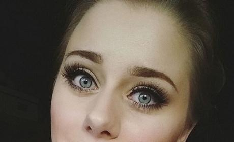 Ellinor Hellborg looks just like Adele