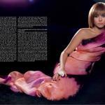 Miley Cyrus in Prestige