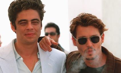Benicio Del Toro Defends Johnny Depp: Amber Heard is Really Twisted!