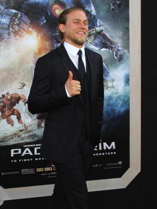 Charlie Hunnam Image