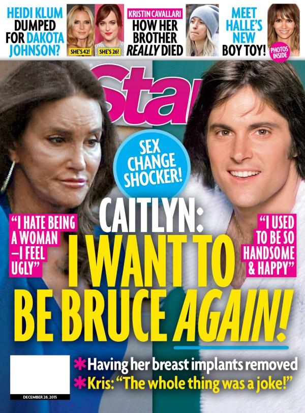 Caitlyn jenner quot regrets quot her transition the hollywood gossip