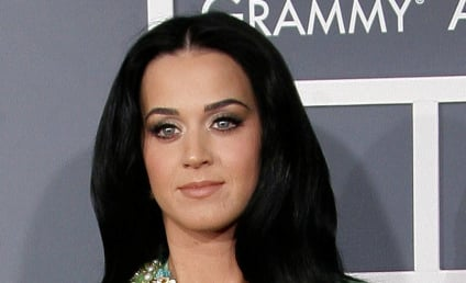 Katy Perry on Rihanna and Chris Brown Dating: Not a Fan!