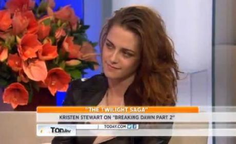 Kristen Stewart Responds: Is She Dating Robert Pattinson?