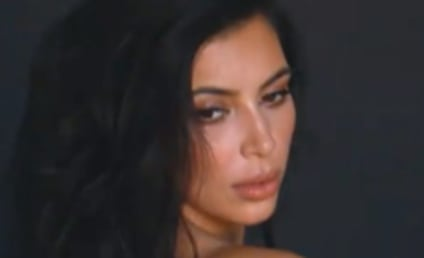 Kim Kardashian on Sex Tape: Such Shame!