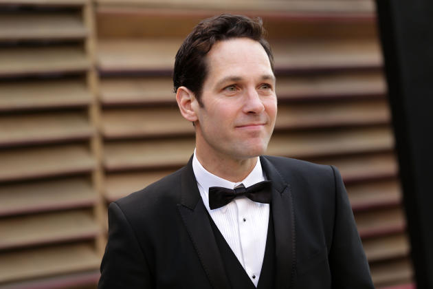 Paul Rudd Red Carpet Photo