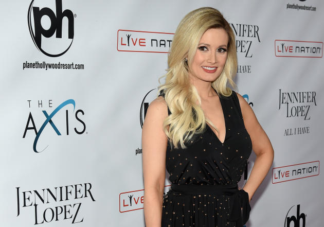 Holly Madison Dishes Even More Playboy Dirt In 'The Vegas Diaries' - The Hollywood Gossip