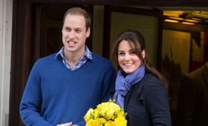 Kate Middleton Released From Hospital, In Good Spirits