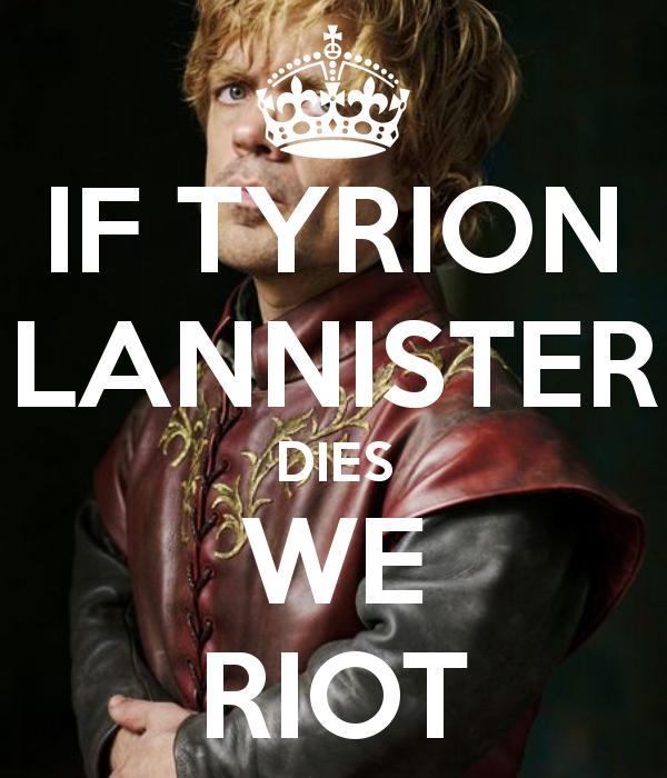 Tyrion Lannister Meme