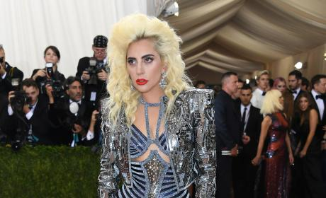 Lady Gaga: 2016 Costume Institute Gala