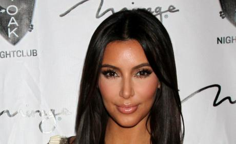 Kim Kardashian: Staying Positive, Working Hard, Googling Herself