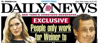 "Olivia Nuzzi, Former Anthony Weiner Intern, Called ""F--king Slutbag"" By Campaign Spokeswoman"