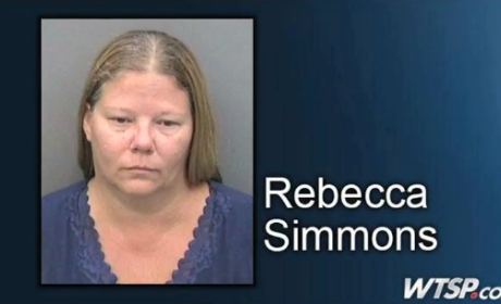 Rebecca Simmons Arrested for Drive-Thru Stabbing