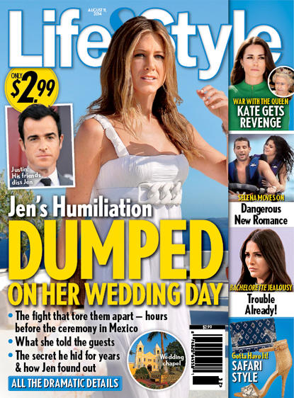 Dumped on Her Wedding Day!