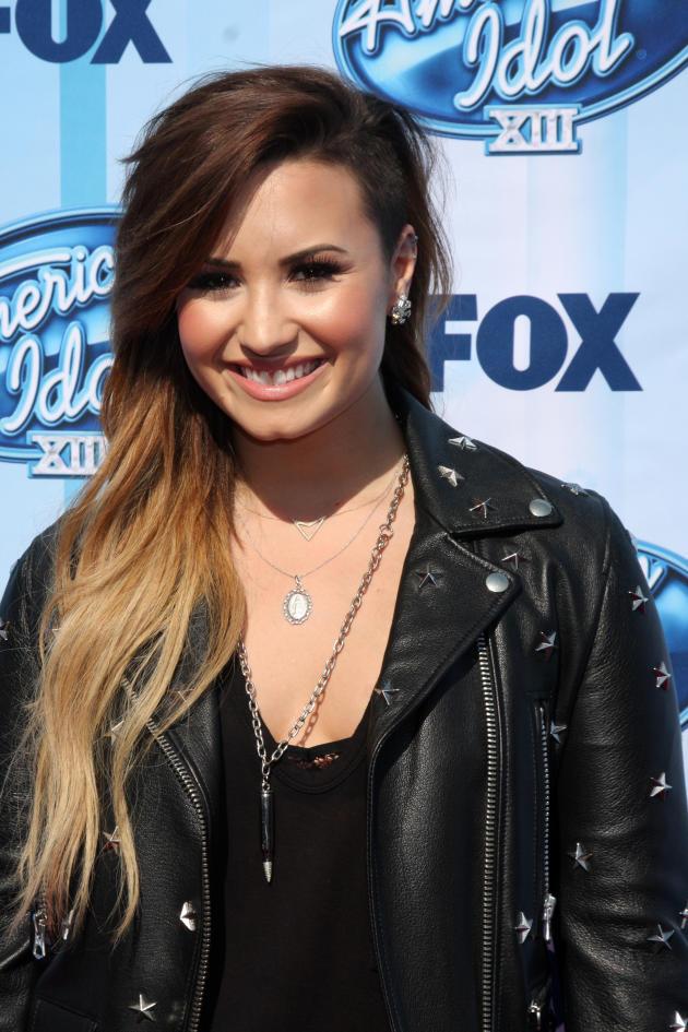 Beautiful Demi Lovato