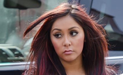 Snooki Looking to Give Birth in Leopard Print