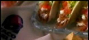 Taco Bell Sizzlin Bacon Menu