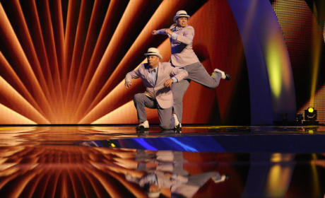 The Scott Brothers on AGT