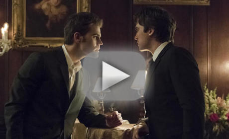 The Vampire Diaries Season 7 Episode 6 Recap: Who's for Dinner?