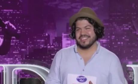 Ramiro Garcia on American Idol: Now Ear This!
