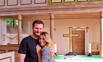 Amy Reimann: Engaged to Dale Earnhardt Jr.!