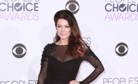 Lisa Vanderpump: 2016 People's Choice Awards
