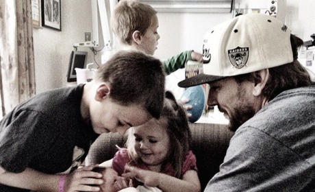 Kevin Federline Baby Photo: Meet Child #6!